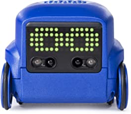 Boxer - Interactive A.I. Robot Toy (Blue) with Personality & Emotions, For Ages 6 & Up
