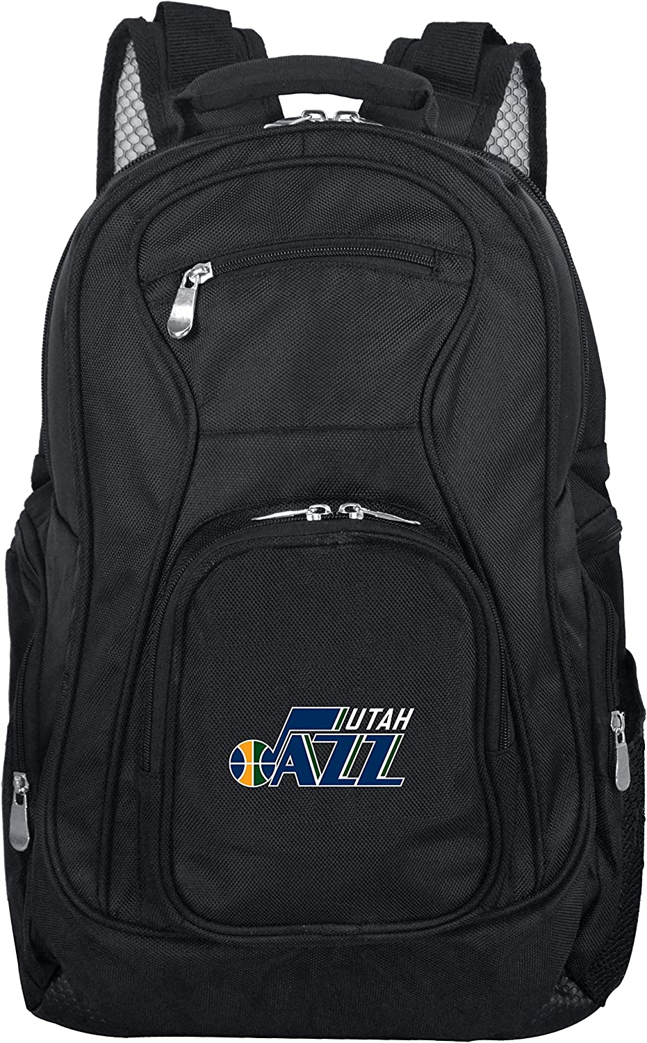 NBA Laptop Backpack 19-inches Black