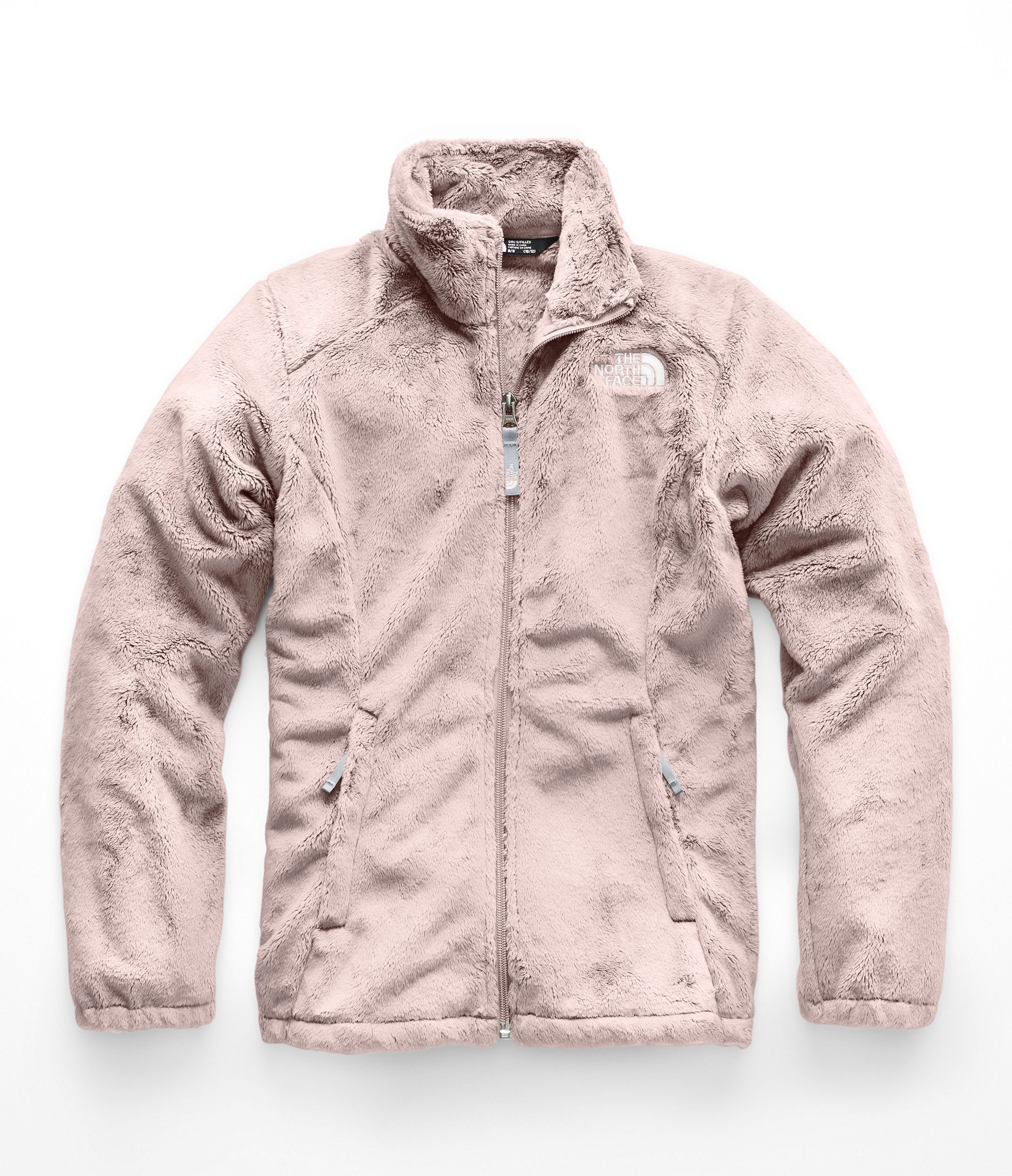 The North Face Girls Osolita Jacket - Purdy Pink - L by The North Face