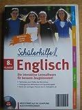 Schülerhilfe ~ Englisch ~ Klasse 8 ~ Die interaktive Lernsoftware für bessere Zeugnisnoten! ~ Abgestimmt auf die Lehrpläne aller Bundesländer