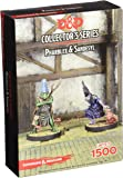 D&D 71035BFM Tyranny of the Dragons Pharblex & Sandesyl, 2 Unpainted and Unassembled Resin Figures