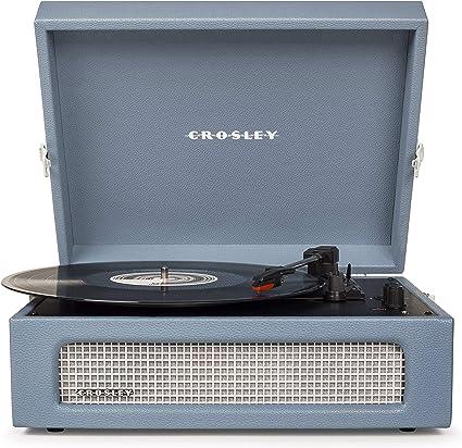 Crosley Voyager - Azul lavado: Amazon.es: Electrónica