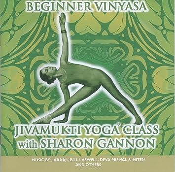 BEGINNER VINYASA (Jivamukti Yoga Class, Vol.2) (CD + DVD
