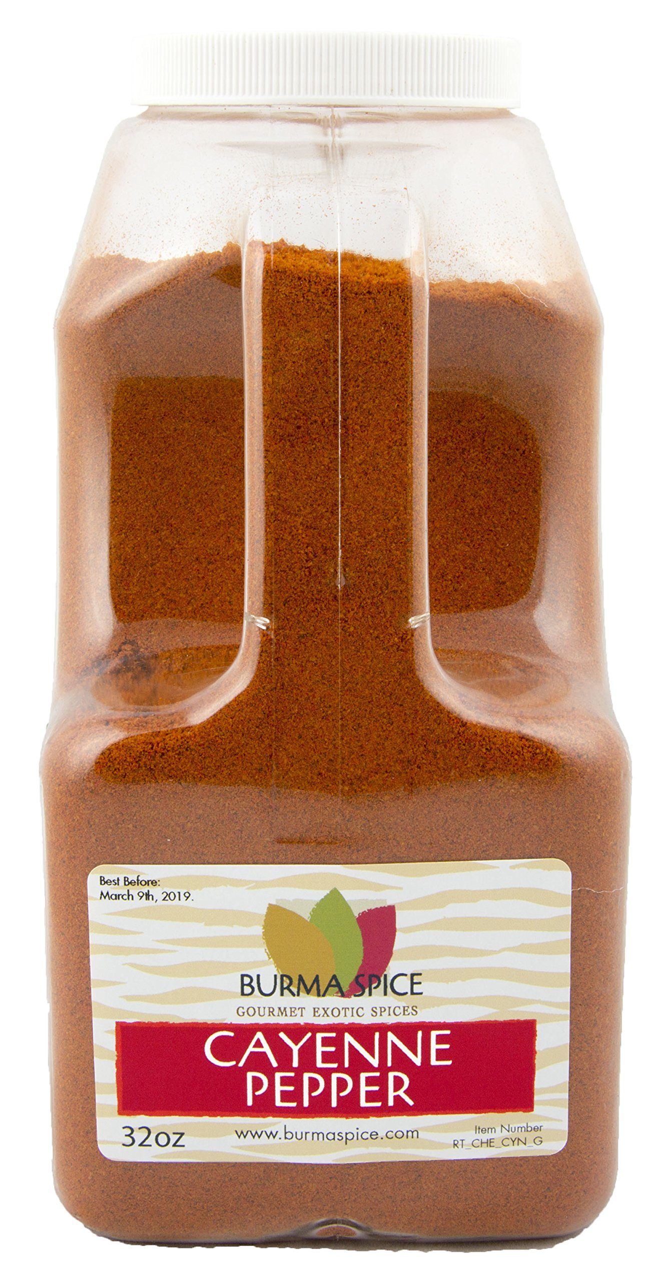 Ground Cayenne Pepper : SOME LIKE IT HOT! - This Cayenne pepper is hotter than most, its perfect to really kick it up a notch (32oz.)