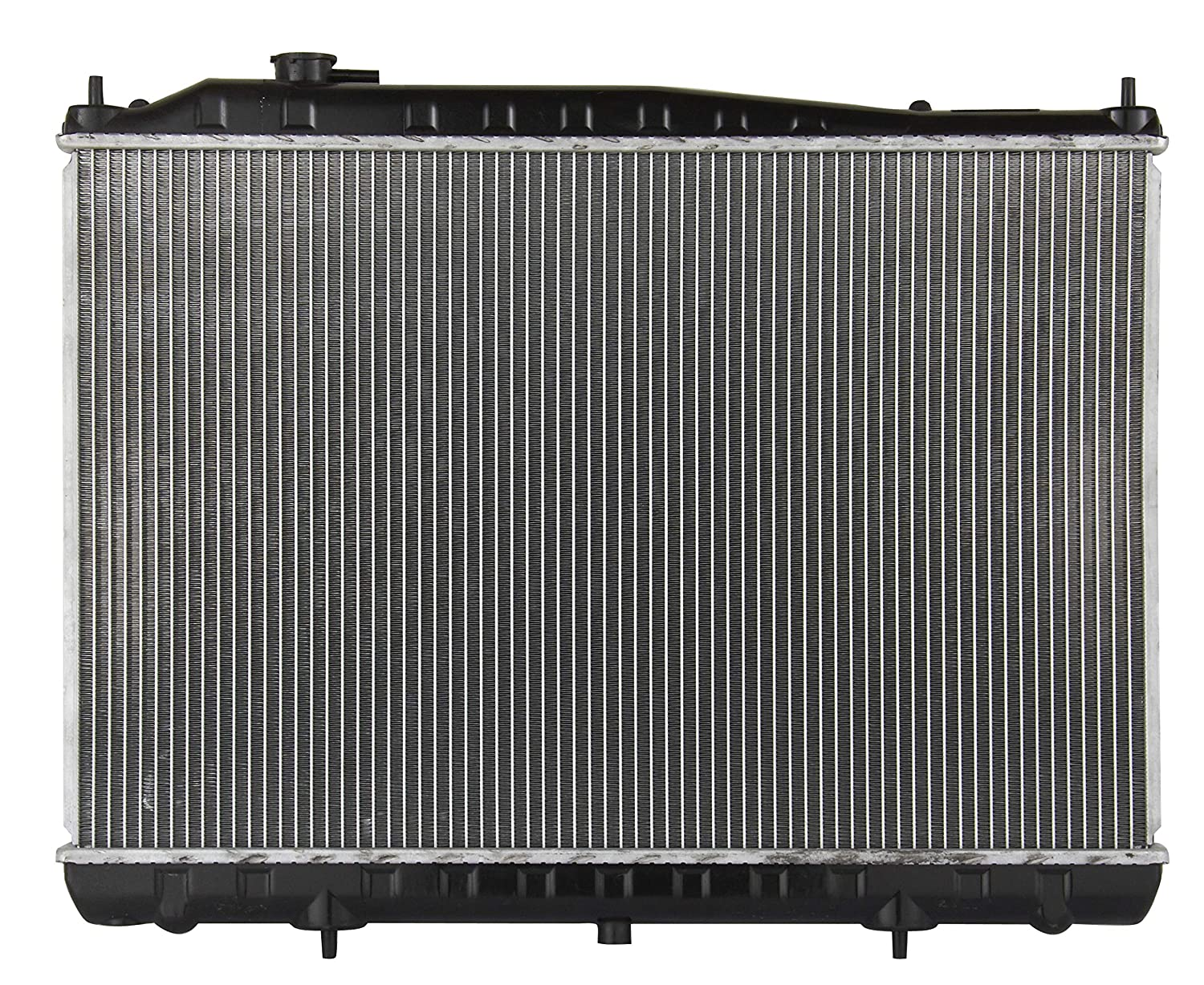 Amazon.com: Spectra Premium CU2215 Complete Radiator for Nissan Frontier:  Automotive