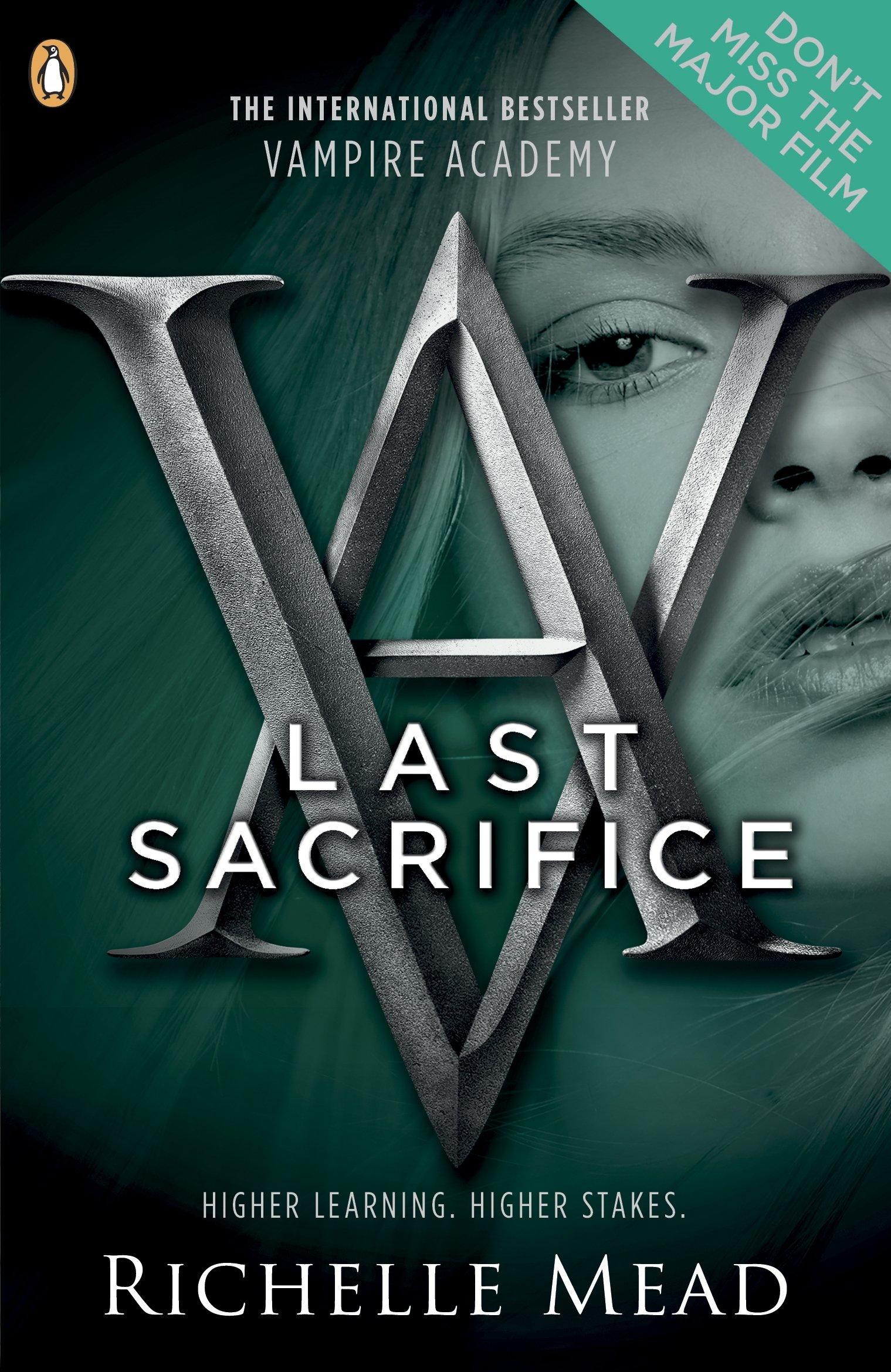 Vampire Academy: Last Sacrifice (book 6) pdf epub