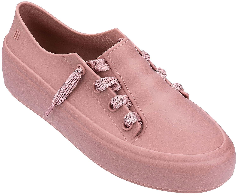 Melissa Womens Ulitsa Sneaker B07BZL81F9 5 B(M) US|Pink Antique