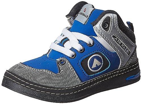 6c0196c09 Airwalk Boy s Sneaker Shoe Black Synthetic Sneakers - 12C UK 31 EU ...