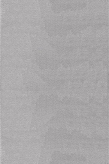 Tappeto moderno progettista Shaggy VITA 300 X 400 grigio chiaro ...