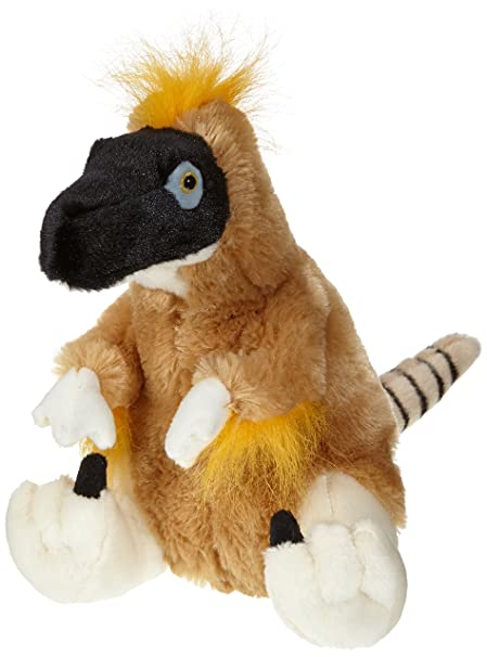 ad7c88943c4 Image Unavailable. Image not available for. Color  Wild Republic Europe 30  cm NHM Velociraptor Dinosaur Plush