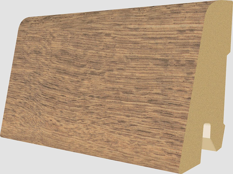 Brook Eiche honig EHL103 Laminatboden wasserfest Feuchtraum geeignet 8mm, 1,994 m/² EGGER Home Aqua+ Laminat hell braun Holzoptik