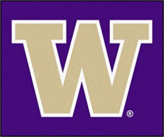 product image for FANMATS NCAA University of Washington Huskies Nylon Face Tailgater Rug