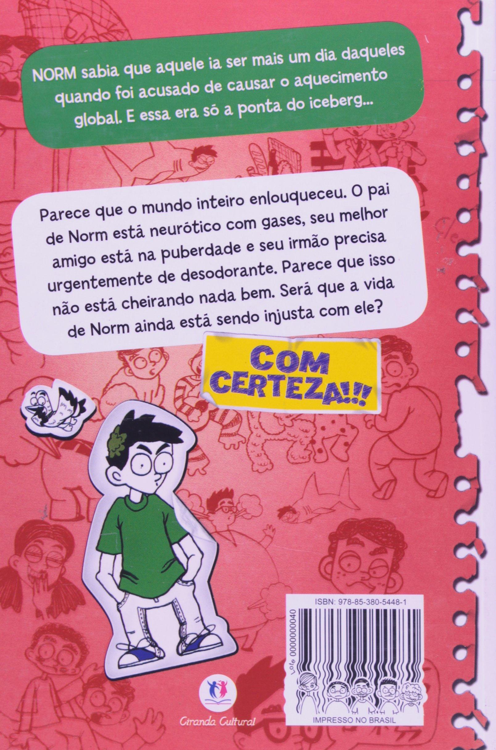 Mundo Mutante de Norm, O: Jonathan Meres: 9788538054481: Amazon.com: Books