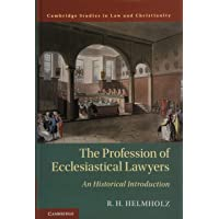 The Profession of Ecclesiastical Lawyers
