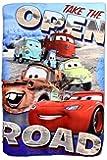 Couverture polaire - plaid polaire 140x100 cm Cars - Disney