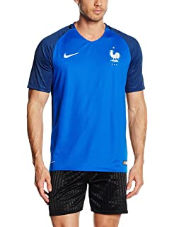 549319b634f Nike 2018-2019 France Home Football Shirt  Amazon.co.uk  Sports ...