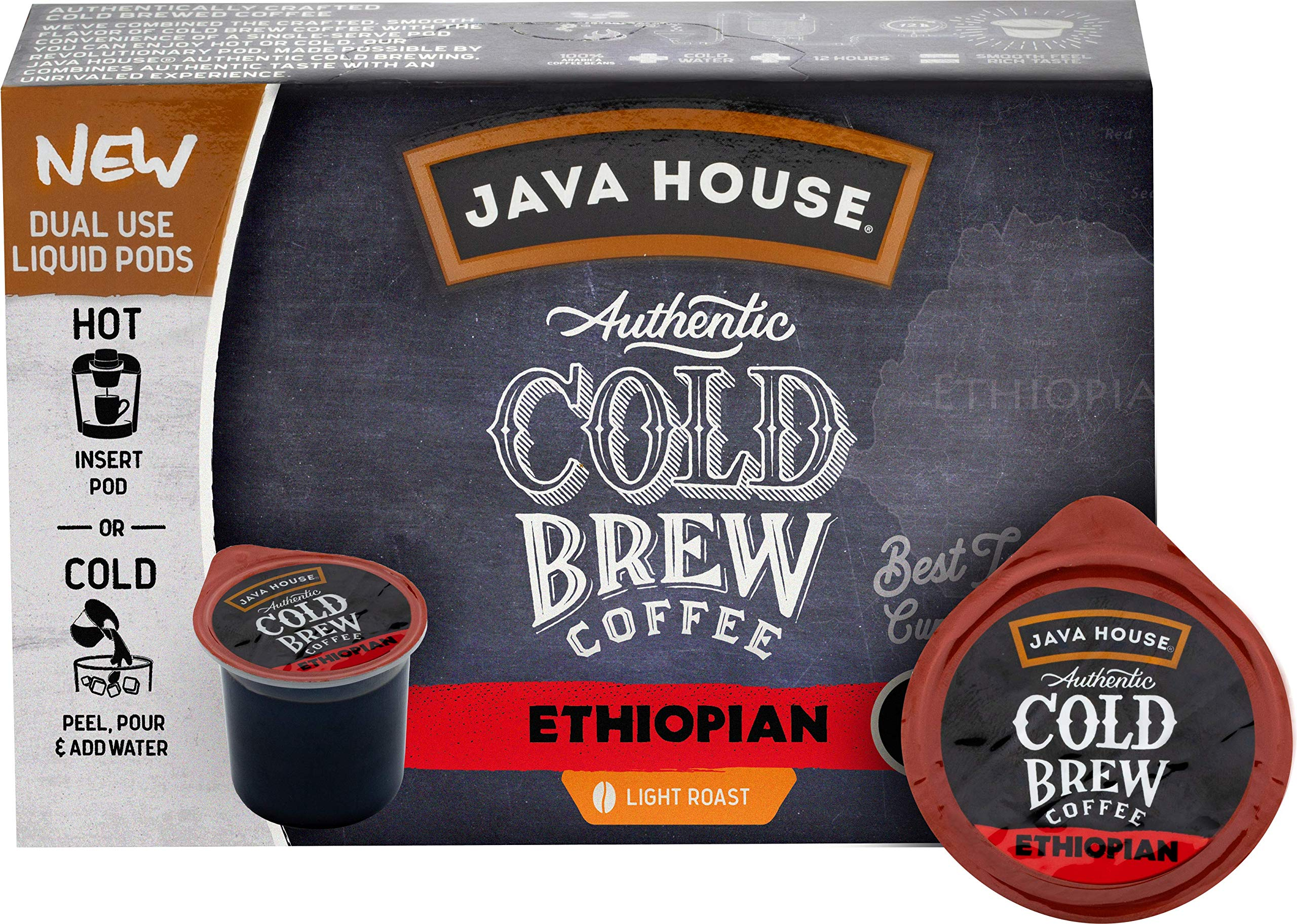 Java house cold brew k cup