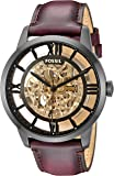 Fossil Analog Brown Dial Men's Watch-ME3098