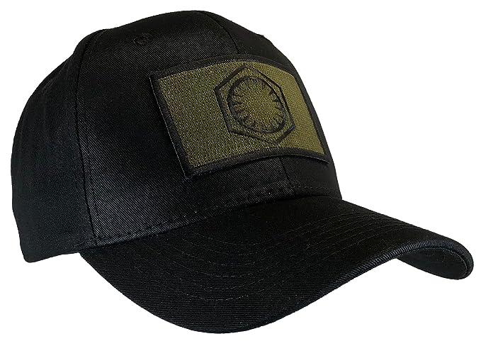 8ae3e3d9dd521 Amazon.com: USNAVYSUBVET Star Wars First Order Hat Black Ball Cap ...