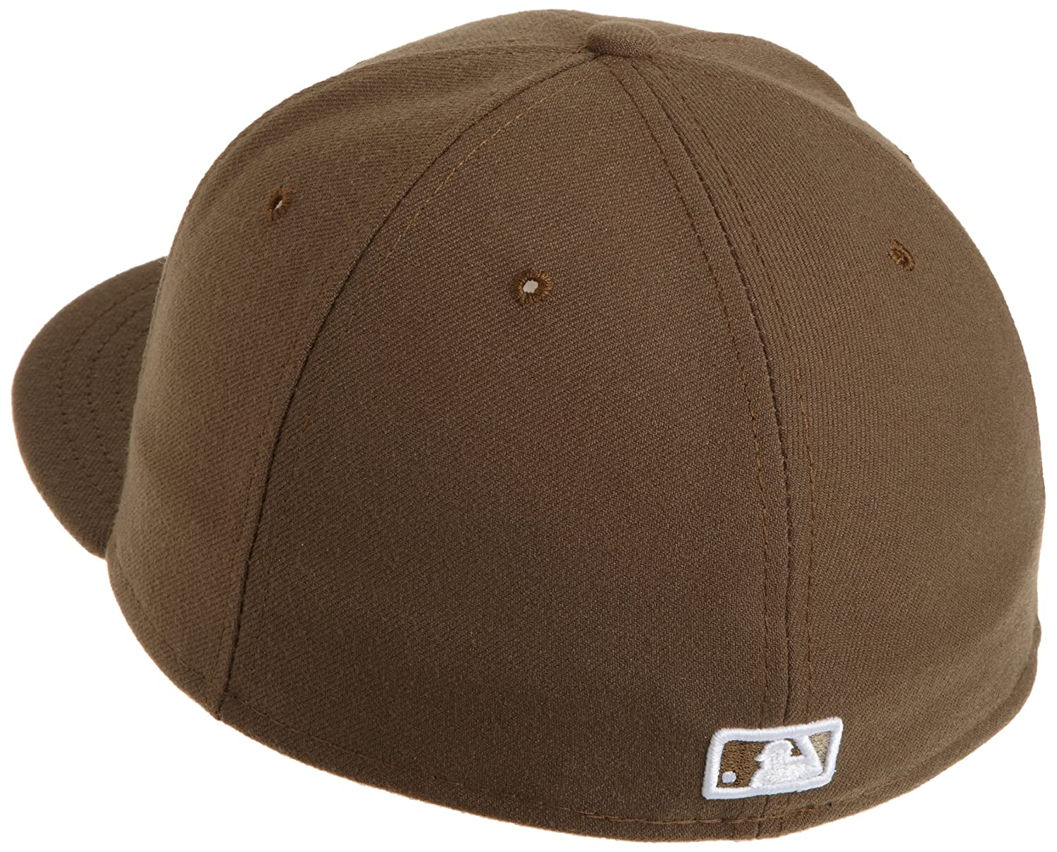 New Era San Diego Padres Cap 59fifty Basic Fitted Basecap Kappe Men