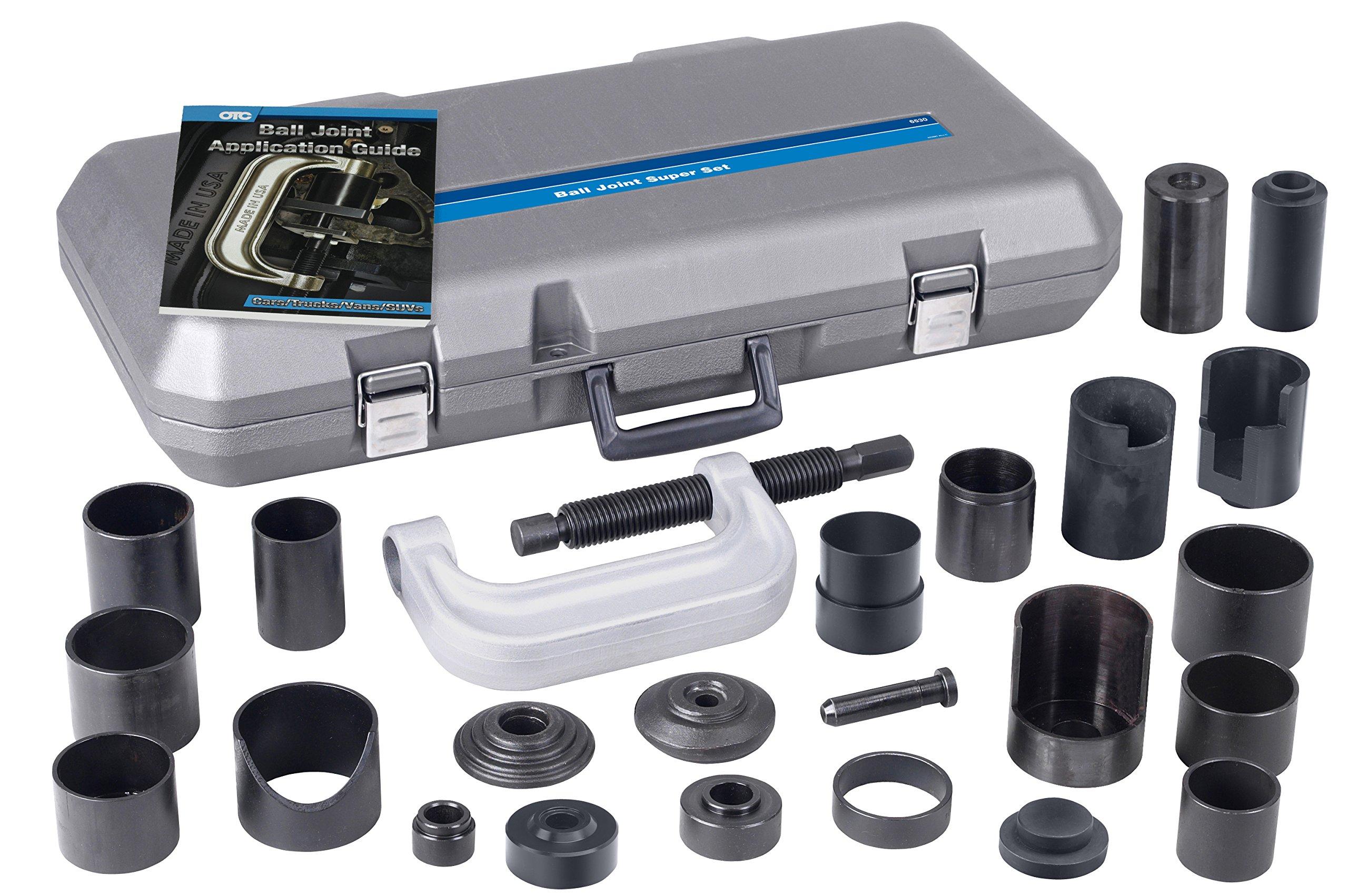 OTC Tools  6530 Ball Joint Super Set