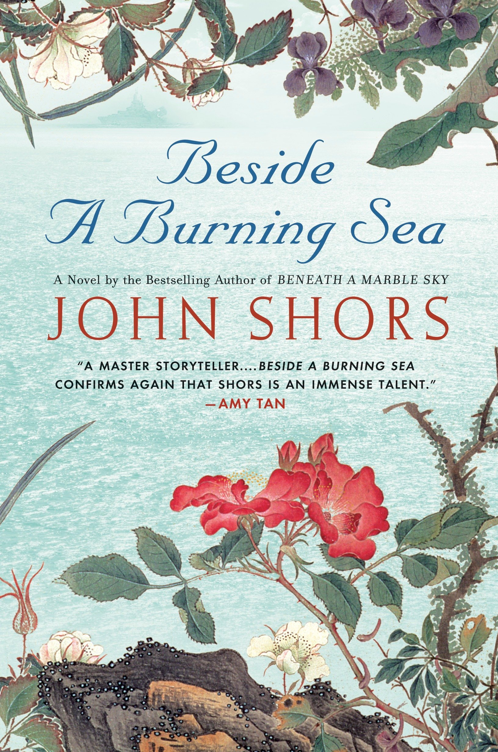Download Beside a Burning Sea pdf epub