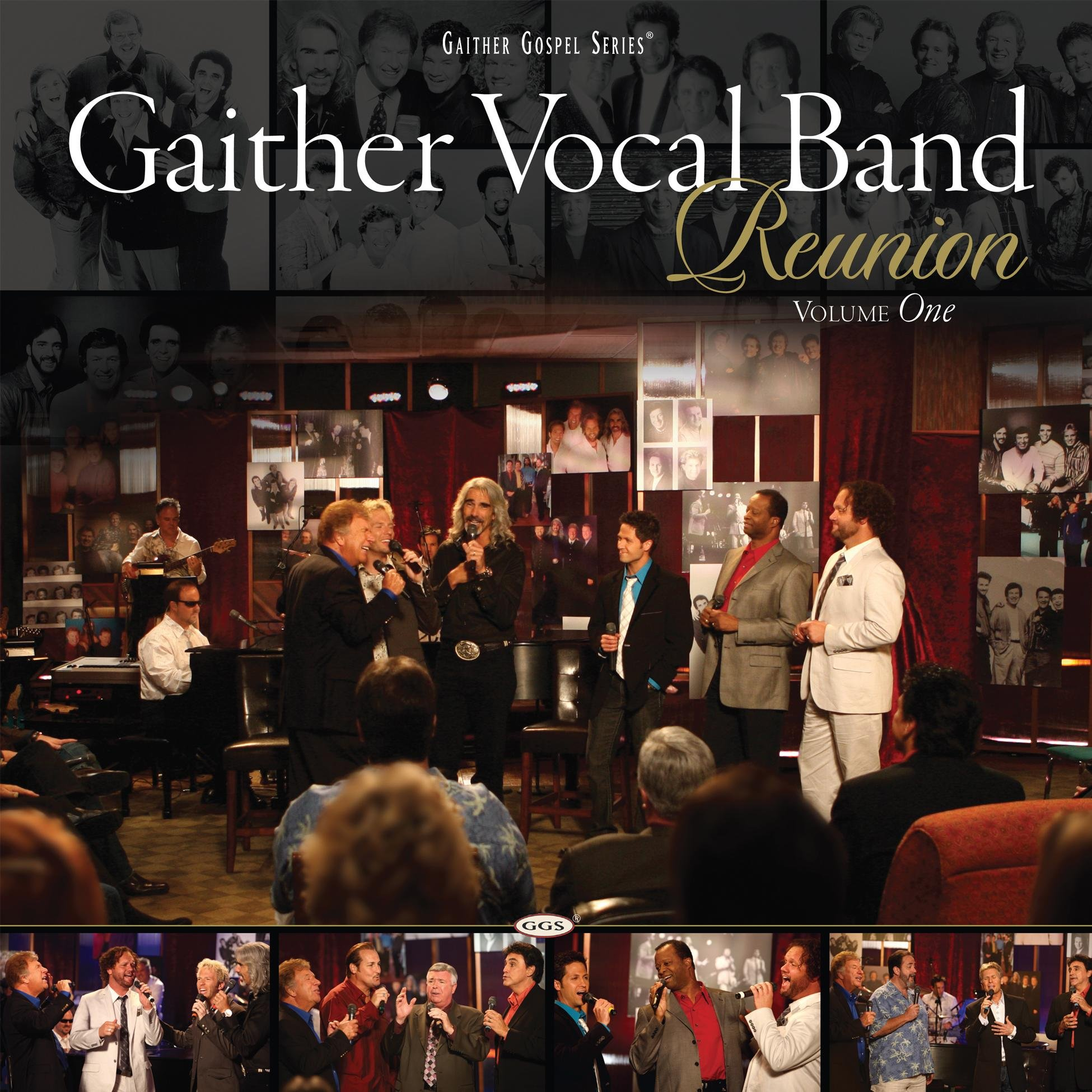 Reunion Volume One by Capitol Christian Distribution