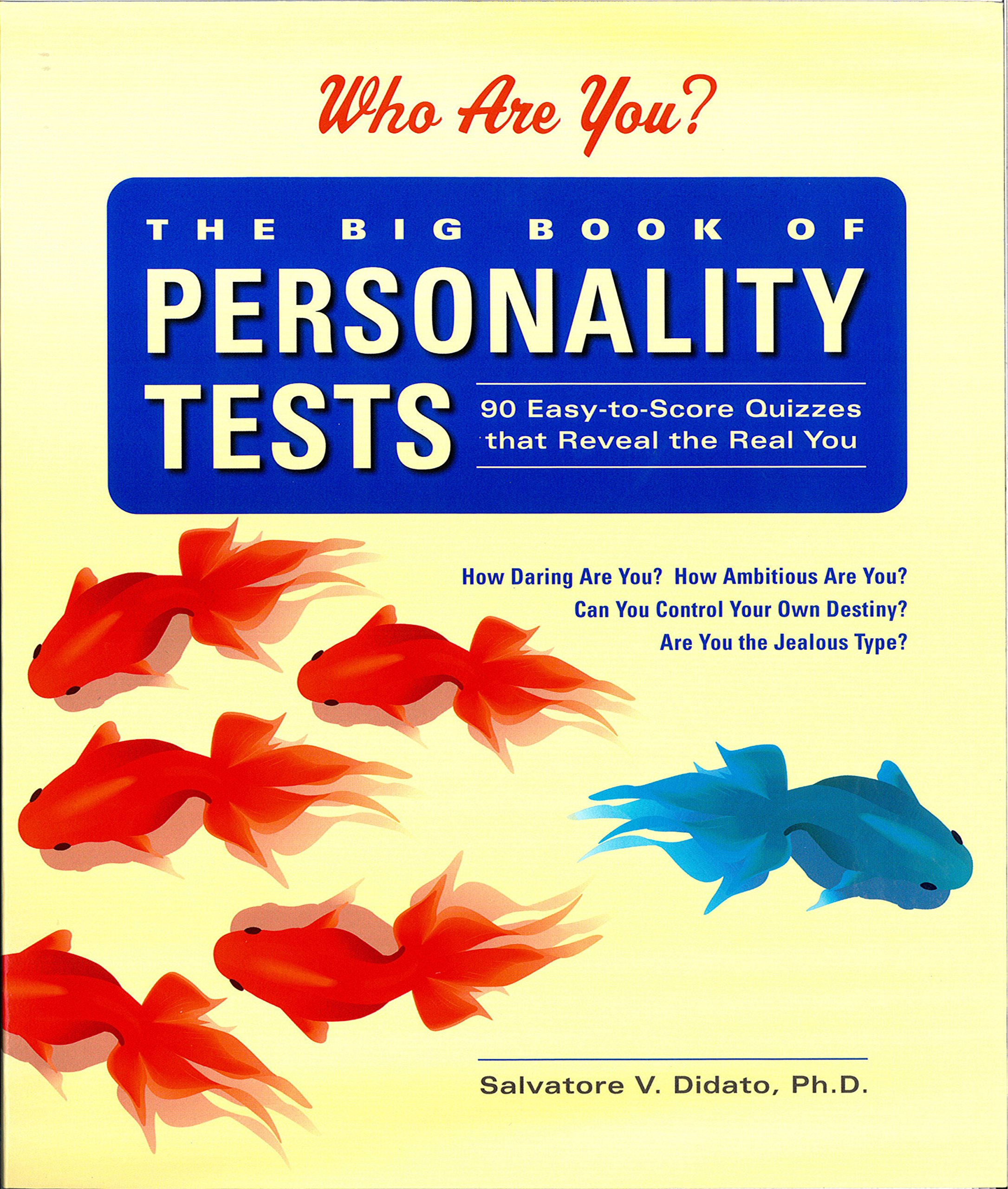 type d personality test