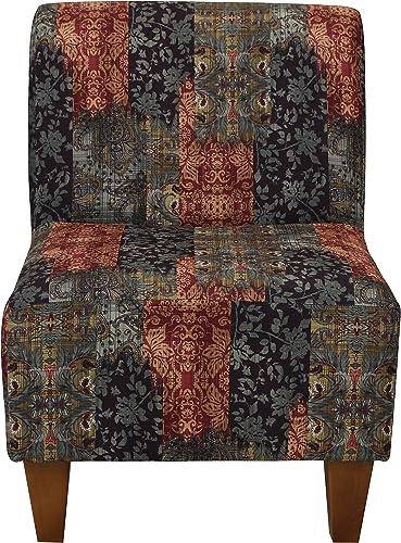 Parker Lane Armless Slipper Chair - a good cheap living room chair