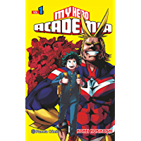 My Hero Academia nº 01