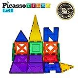 PicassoTiles 33 Piece Building Blocks 33pcs