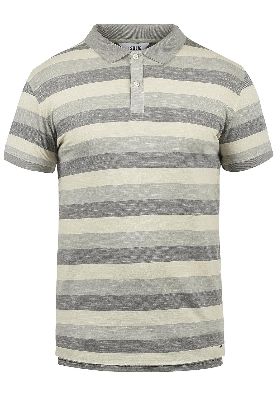Solid Mhicco Camiseta Polo De Manga Corta para Hombre: Amazon.es ...