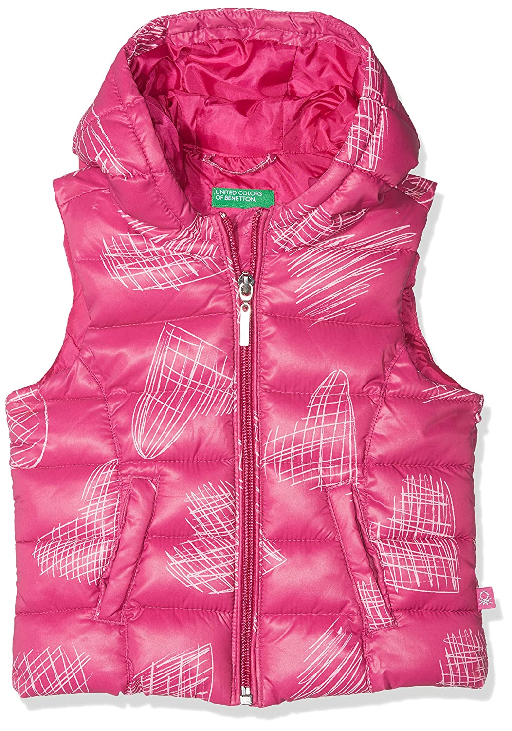 United Colors of Benetton Waistcoat, Gilet Bambina