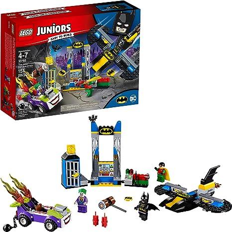 The Joker™ Batcave Attack 10753 151 Pcs DAMAGE BOX LEGO® Juniors
