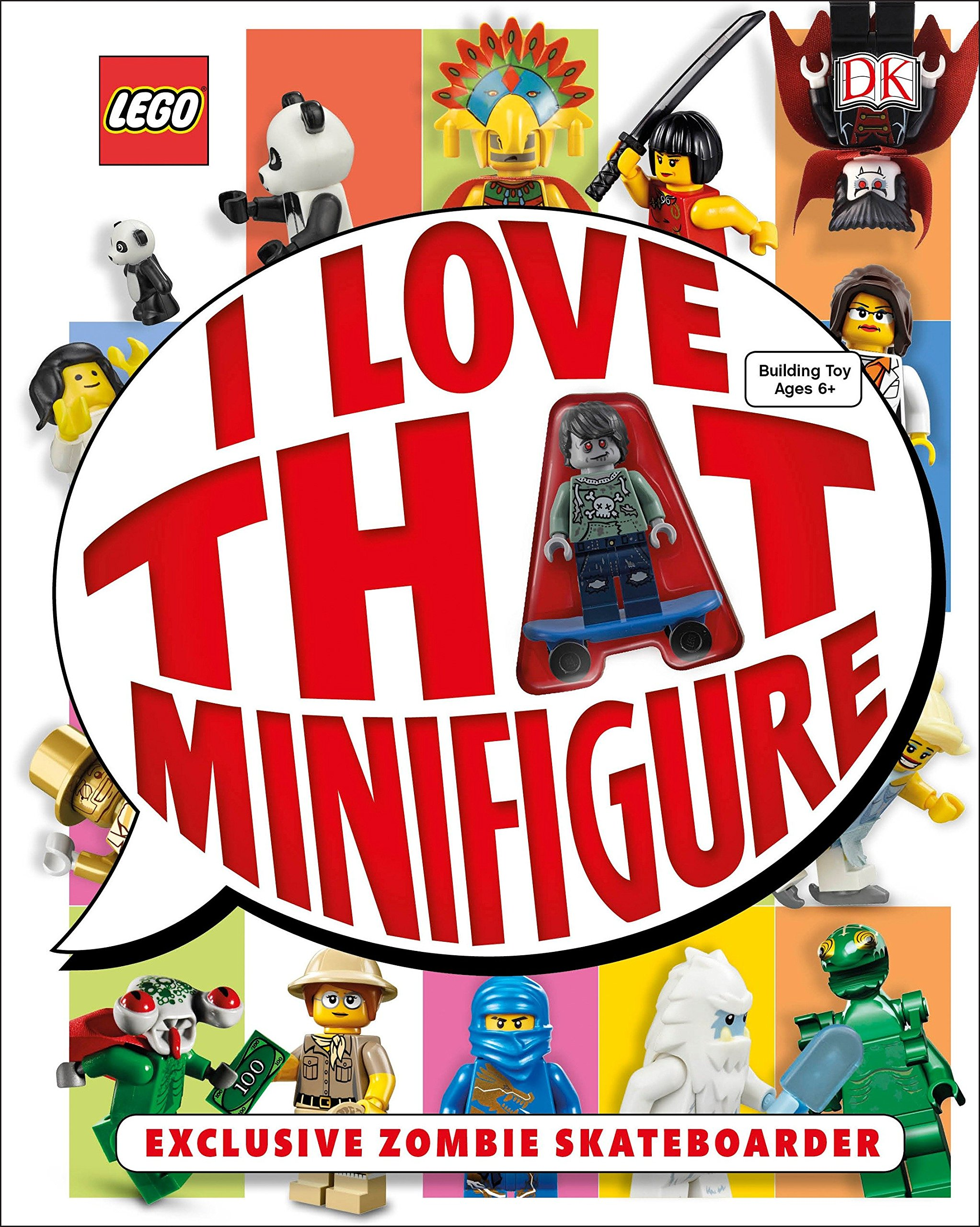 Download LEGO: I Love That Minifigure pdf