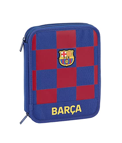 Estuche de FC Barcelona 1ª Equip. 19/20 Oficial, 56 Útiles ...