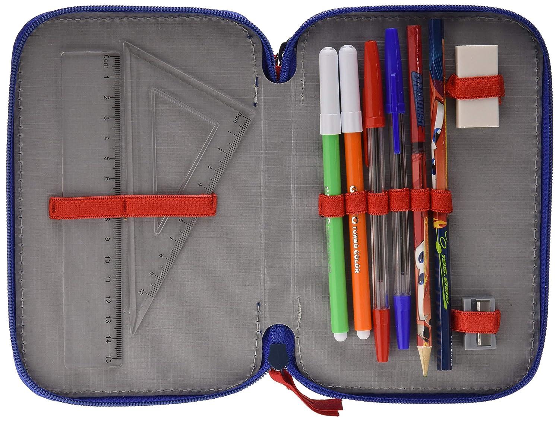 29x42x43.5 cm W x H L Sac Mixte Enfant Multicolore Multicolor Cerd/á 2700000235