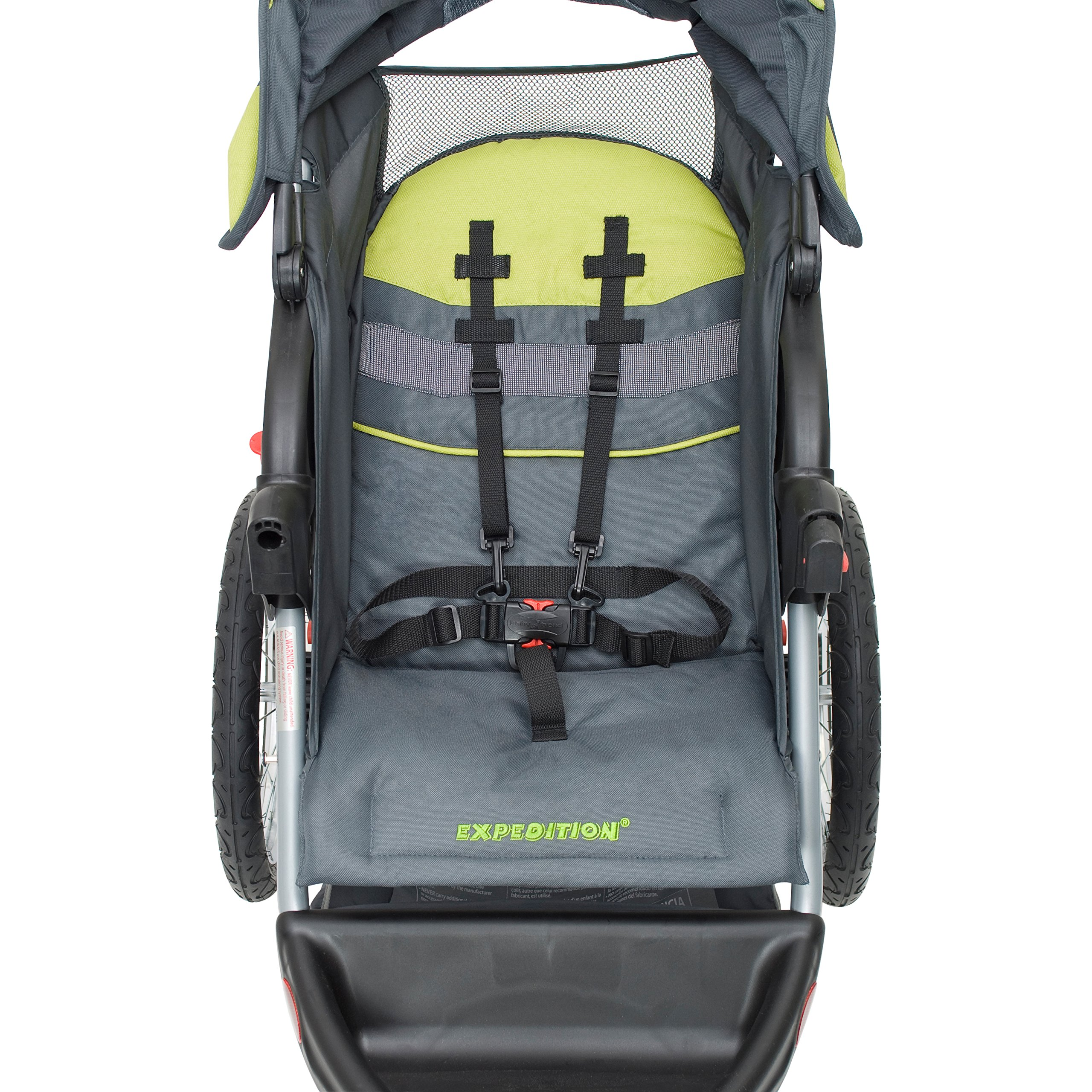 Baby Trend Expedition Jogger Stroller, Carbon - My ...