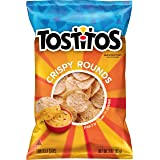 Tostitos Crispy Rounds Tortilla Chips, 3 Ounce (Pack of 28)