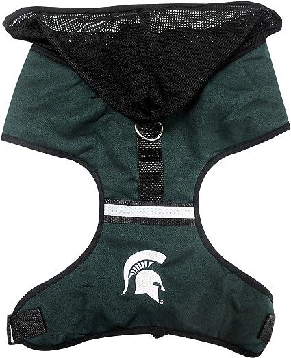 Michigan State Dog Hoodie Harness