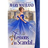 Lessons in Scandal (Her Majesty's Matchmaker Book 1)