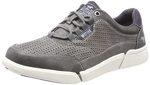 302 shoes Mustang4073 800 Sintetico Grigio Amazon EYeW29DHI