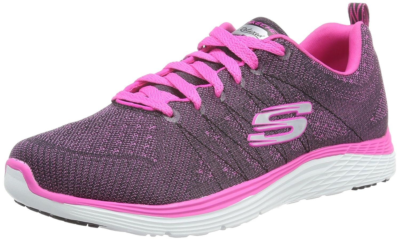 Skechers 12224 - Zapatillas para Mujer 36 EU|Multicolor (Bkhp)