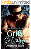 Grif's Salvation (Delta Force Team Panther Book 6)