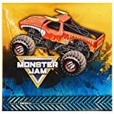 Monster Jam Party Supplies - Lunch Napkins