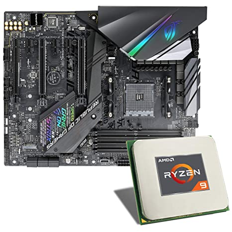 AMD Ryzen 9 3900X / ASUS ROG Strix X470-F Gaming: Amazon.es ...