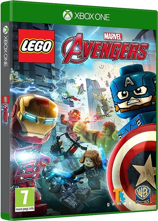 Lego Marvel Avengers [Importación Inglesa]: Amazon.es: Videojuegos
