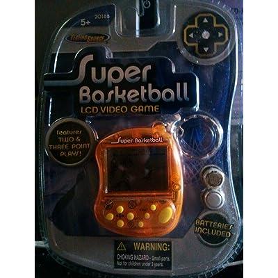 Super Basketball Keychain Games, Key Chain: Toys & Games