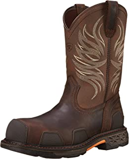 Amazon.com | Ariat Men's Rigtek Pull-on H2O Work Boot | Industrial ...