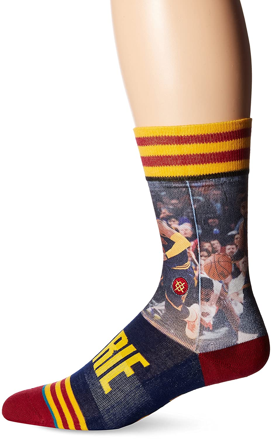 Stance Cleveland Cavaliers Kyrie Irving NBA Socken M548C16KYR